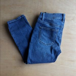Woman's signature crop jeans 2P Talbots